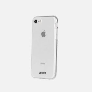 1.2MM Transparent Silicone Case For iPhone 7 / 8 - Transparent