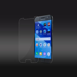 2D Transparent Exclusive Tempered Glass Screen Protector For Samsung Galaxy A5 (2017)