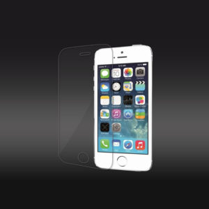 2D Transparent Exclusive Tempered Glass Screen Protector For iPhone 5 / 5S / SE