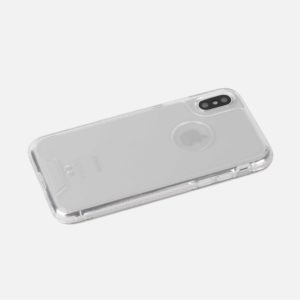 Air Hybrid Slim Back Cover For iPhone X