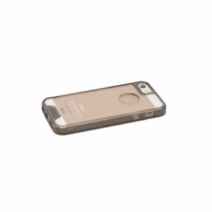 Air Hybrid Slim Back Cover For iPhone 5 / 5S / SE - Grey