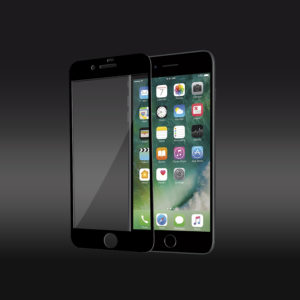 Full Coverage Tempered Glass Screen Protector For iPhone 7 Plus / 8 Plus
