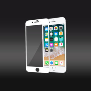 Full Coverage Tempered Glass Screen Protector For iPhone 7 / 8