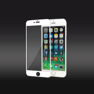 Full Coverage Tempered Glass Screen Protector For iPhone 6 Plus / 6S Plus
